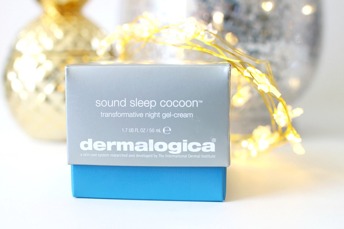 Dermalogica Sound Sleep Cocoon Review!